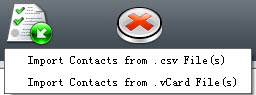 Restore iPhone contacts from backup