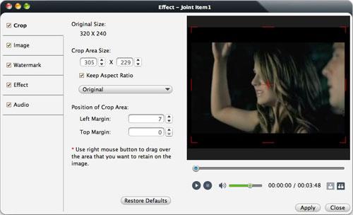 convert videos to videos on Mac