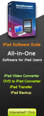 Mac iPad Software Suite