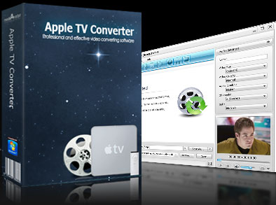 Apple TV Converter