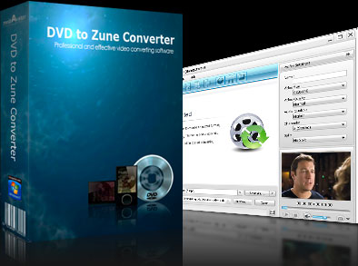 DVD to Zune Converter 