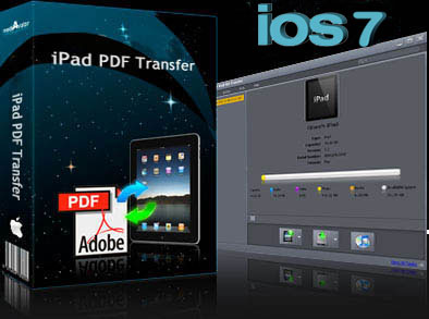 iPad PDF Transfer Mac