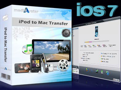 iPod to Mac Transfer